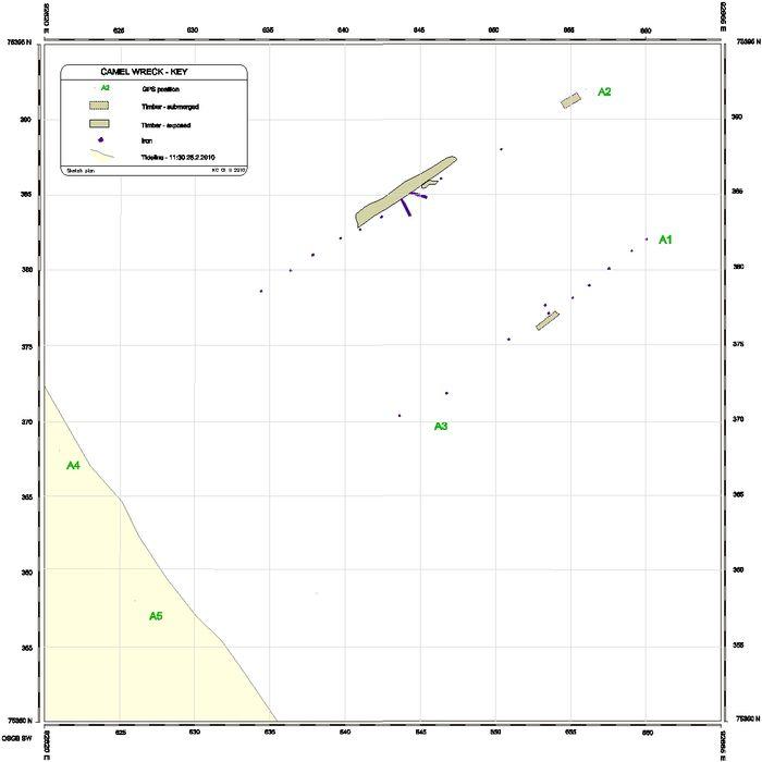 Camel Estuary Wreck: Downloads