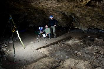 3D Recording Las Cuevas Project