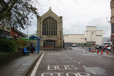 Chapel Royal South Hants Hospital Fanshawe Street