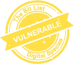 The Bit List's 'Vulnerable' stamp