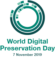 World Digital Preservation day logo