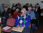 Stereo vision in the classroom