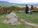How long? Measuring the outcrop at Chirnells