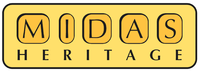 Figure 8: The logo of MIDAS Heritage, the national data standard for the content of historic environment records.