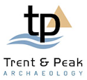 Trent and Peak Archaeology logo