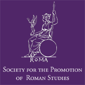 Society for the Promotion of Roman Studies logo