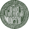 Norfolk and Norwich Archaeological Society logo