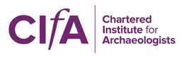 Chartered Institute for Archaeologists (CIFA) logo