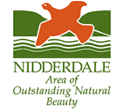 Nidderdale Area of Outstanding Natural Beauty logo