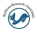 Barbican Research Associates logo