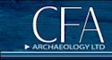 CFA Archaeology Ltd click for homepage