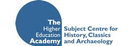 Higher Education Academy Subject Centre for History, Classics and Archaeology logo