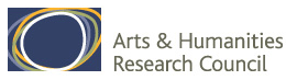 Arts and Humanities Research Council (AHRC) logo