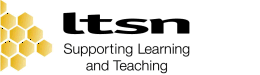 Learning and Teaching Support Network (LTSN) logo