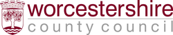 Worcestershire Historic Environment and Archaeology Service logo