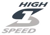 High Speed 1 logo