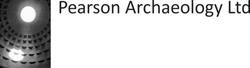 Pearson Archaeology Ltd logo