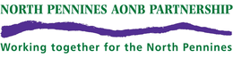 North Pennines AONB Partnership logo