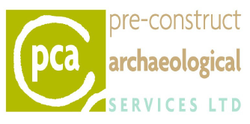 Pre-Construct Archaeological Services Ltd (Lincoln) logo