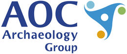 AOC Archaeology Group logo