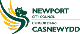 Newport Museums and Heritage Service logo