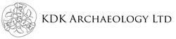 KDK Archaeology logo