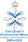 Queen's Anniversary Prize 2011